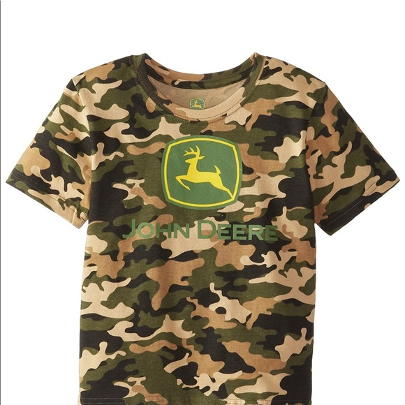 John Deere boys T-shirt size 7